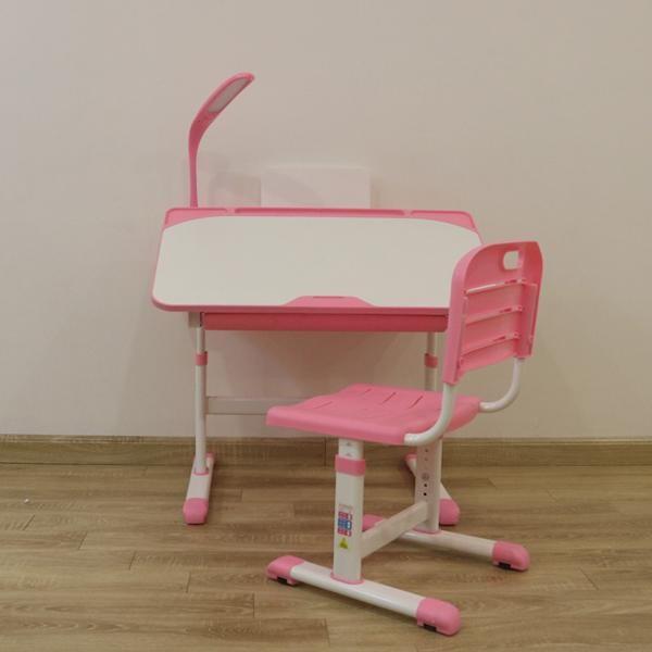Ban ghế học sinh a7 hồng