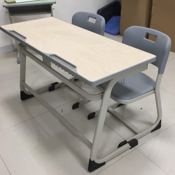 Bàn ghế học sinh đôi VDT2020-008