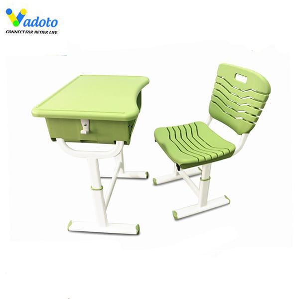Bàn ghế học sinh điều chỉnh độ cao